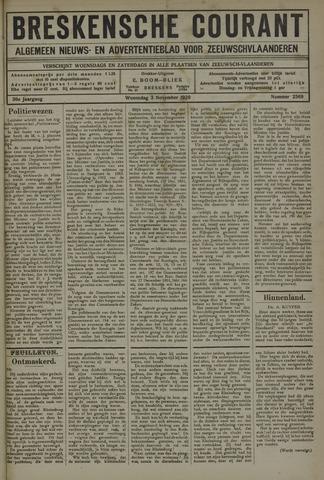Breskensche Courant 1920-11-03