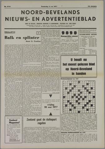 Noord-Bevelands Nieuws- en advertentieblad 1977-05-12