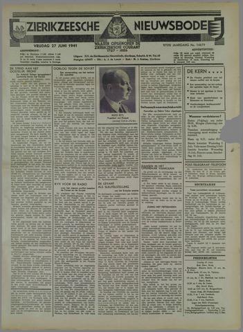 Zierikzeesche Nieuwsbode 1941-07-10