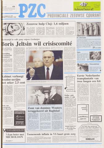 Provinciale Zeeuwse Courant 1990-11-17