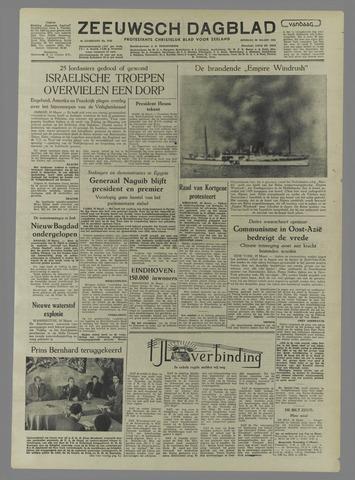 Zeeuwsch Dagblad 1954-03-30