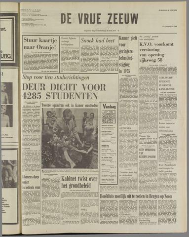 de Vrije Zeeuw 1974-06-26