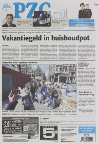 Provinciale Zeeuwse Courant 2010-05-12