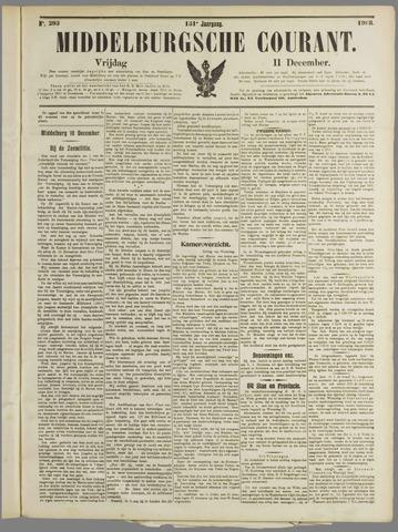 Middelburgsche Courant 1908-12-11