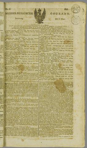 Middelburgsche Courant 1817-03-06