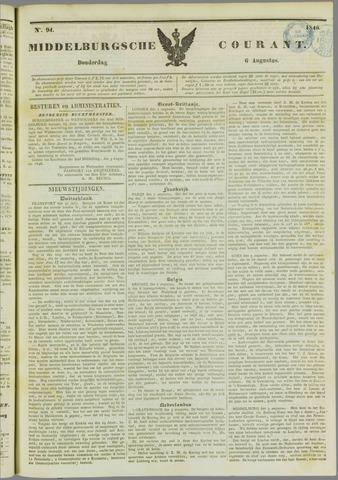 Middelburgsche Courant 1846-08-06