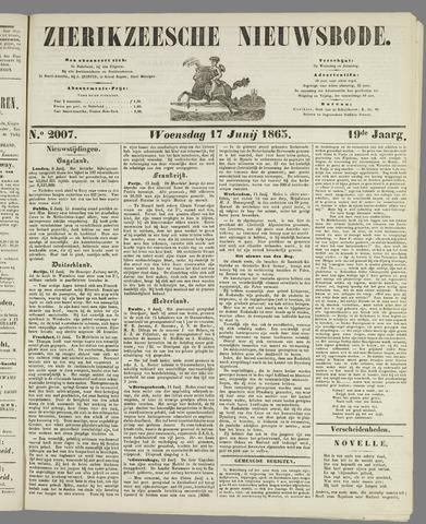 Zierikzeesche Nieuwsbode 1863-06-17
