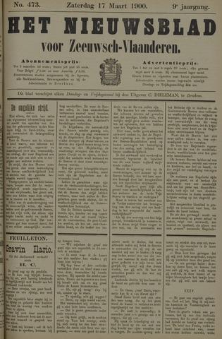 Nieuwsblad voor Zeeuwsch-Vlaanderen 1900-03-17
