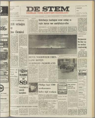 de Stem 1972-08-03