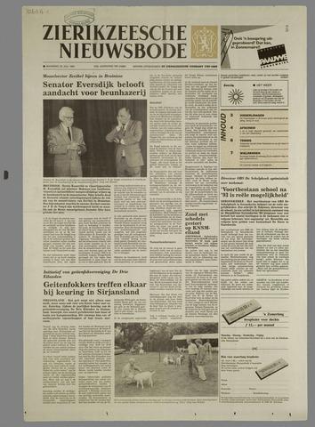 Zierikzeesche Nieuwsbode 1991-07-22