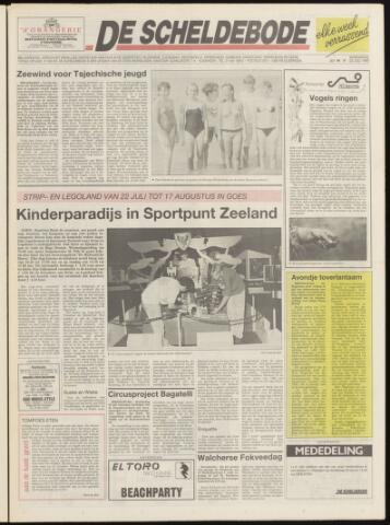 Scheldebode 1992-07-22