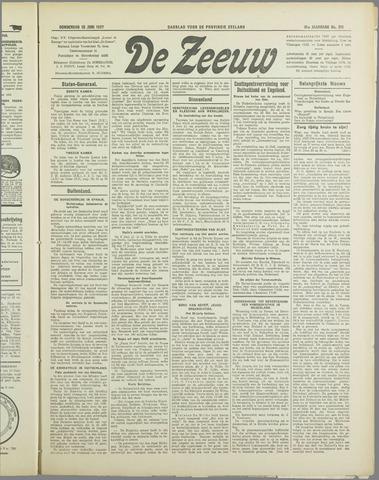 De Zeeuw. Christelijk-historisch nieuwsblad voor Zeeland 1937-06-10