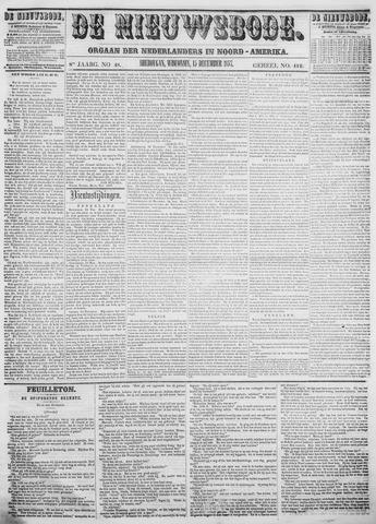 Sheboygan Nieuwsbode 1857-12-15