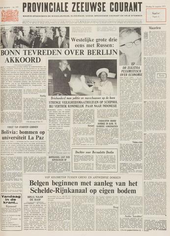 Provinciale Zeeuwse Courant 1971-08-24