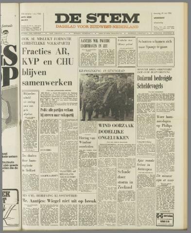 de Stem 1972-05-29