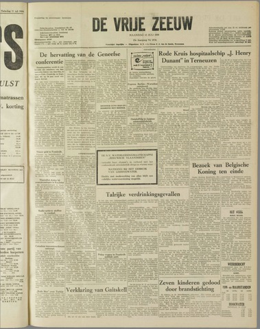 de Vrije Zeeuw 1959-07-13
