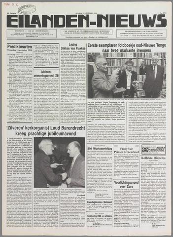 Eilanden-nieuws. Christelijk streekblad op gereformeerde grondslag 1990-11-13