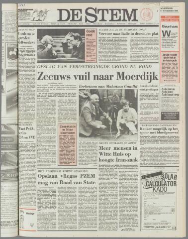 de Stem 1986-11-27