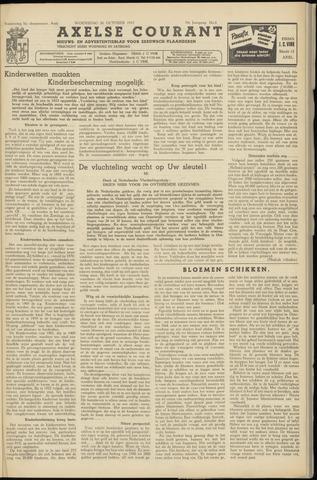 Axelsche Courant 1955-10-26