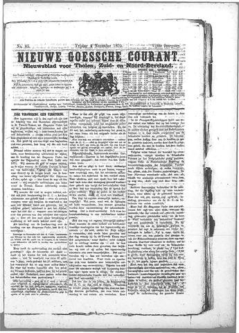 Nieuwe Goessche Courant 1870-11-04