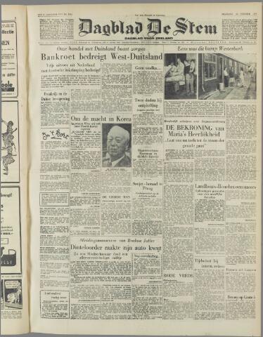 de Stem 1950-10-23
