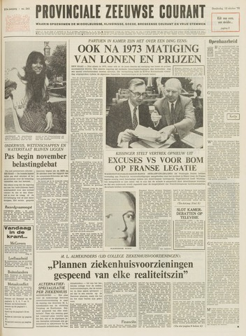 Provinciale Zeeuwse Courant 1972-10-12