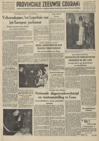 Provinciale Zeeuwse Courant 1953-11-30