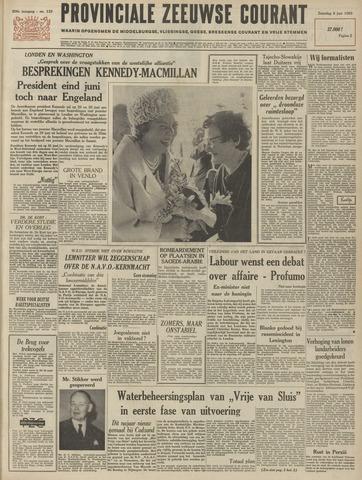 Provinciale Zeeuwse Courant 1963-06-08