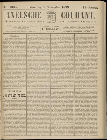 Axelsche Courant 1899-09-09