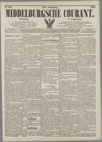Middelburgsche Courant 1895-08-06