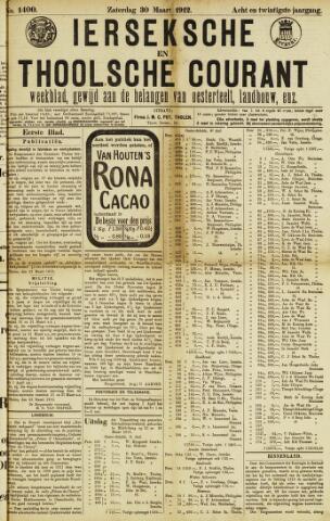 Ierseksche en Thoolsche Courant 1912-03-30