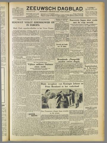 Zeeuwsch Dagblad 1952-04-29