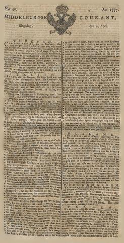 Middelburgsche Courant 1775-04-04