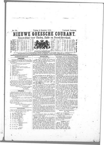 Nieuwe Goessche Courant 1879-12-05