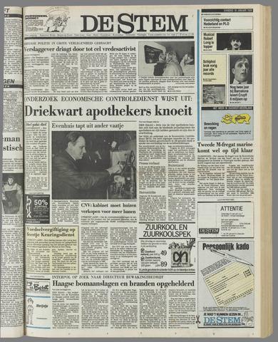 de Stem 1989-01-10
