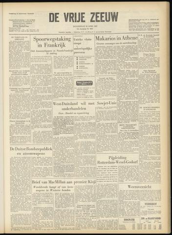 de Vrije Zeeuw 1957-04-18