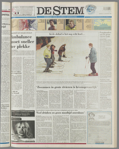 de Stem 1997-08-12