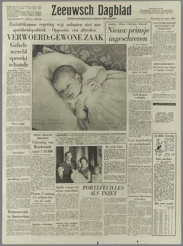Zeeuwsch Dagblad 1960-03-23
