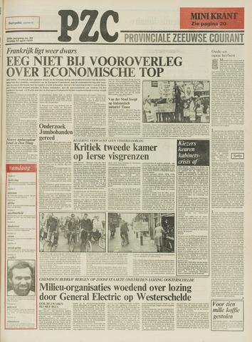 Provinciale Zeeuwse Courant 1977-04-22