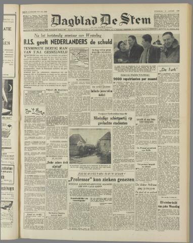 de Stem 1950-01-25