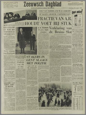 Zeeuwsch Dagblad 1960-12-29