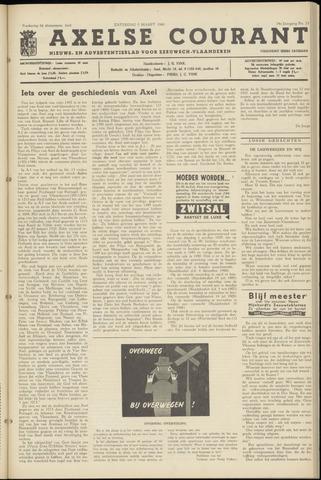 Axelsche Courant 1960-03-05