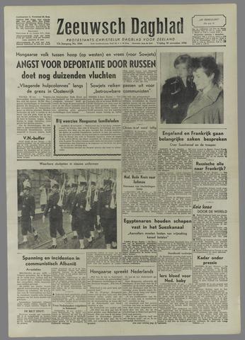 Zeeuwsch Dagblad 1956-11-30