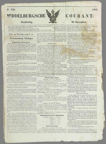 Middelburgsche Courant 1855-12-20