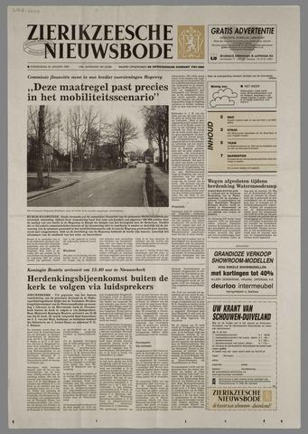 Zierikzeesche Nieuwsbode 1993-01-28
