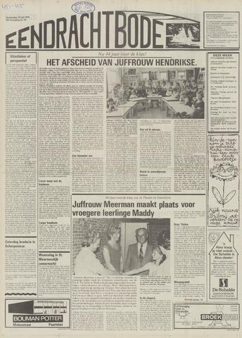 Eendrachtbode (1945-heden)/Mededeelingenblad voor het eiland Tholen (1944/45) 1979-07-19