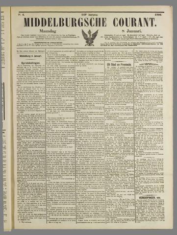 Middelburgsche Courant 1906-01-08