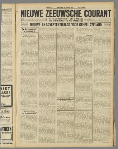 Nieuwe Zeeuwsche Courant 1934-02-15