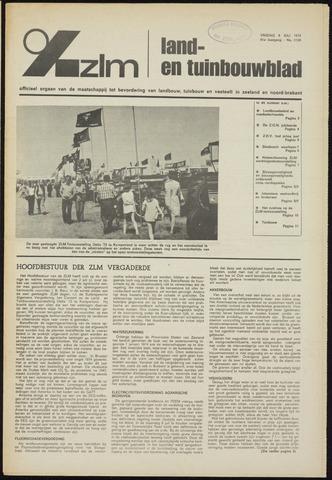 Zeeuwsch landbouwblad ... ZLM land- en tuinbouwblad 1973-07-06