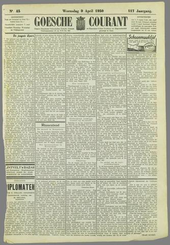Goessche Courant 1930-04-09